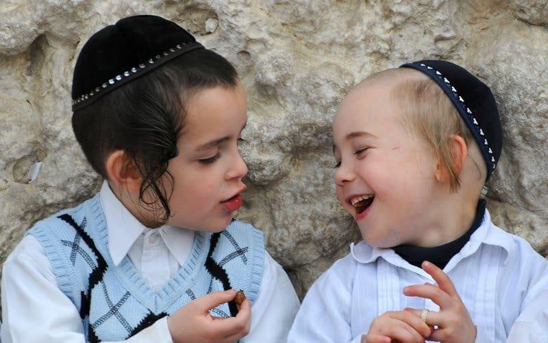 В чём секрет воспитания детей у евреев ...