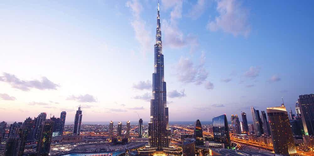 Самые захватывающие факты о Дубае...