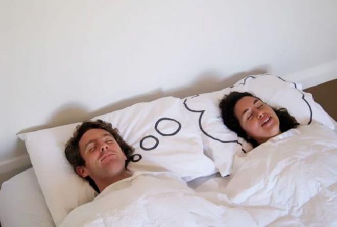 С женой постельное видео