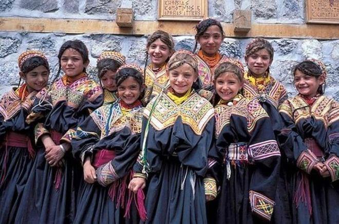 Феномен племени хунза, который не могут объяснить ученые (9 фото)