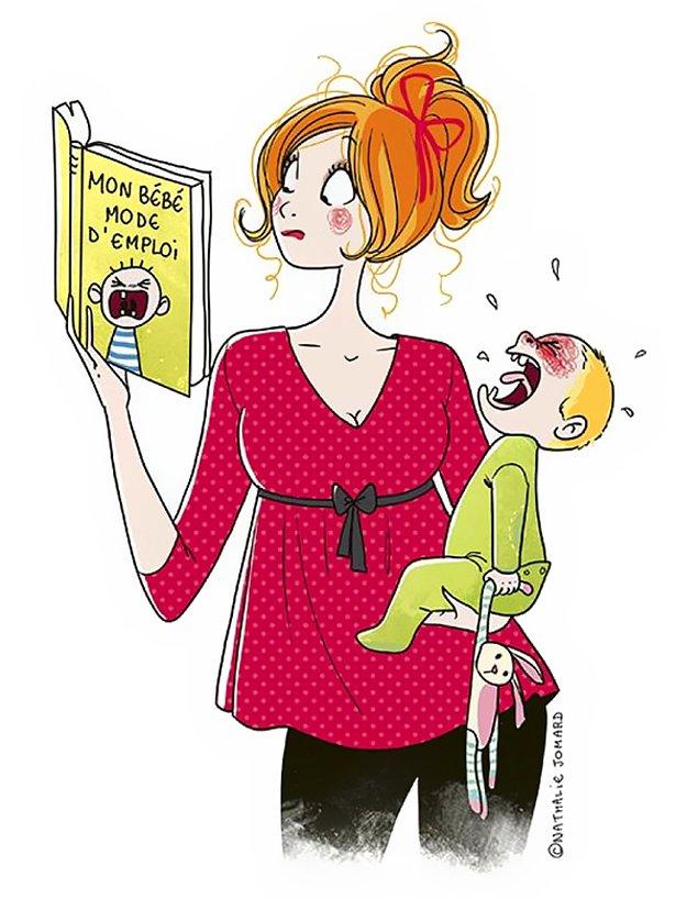 Ты читаешь кучу книжек для родителей, надеясь облегчить себе жизнь дельным советом 🤓