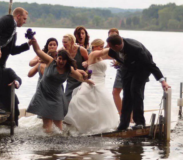Worst wedding theme