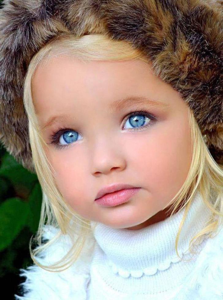Самые красивые дети планеты! Вы только посмотрите на них!