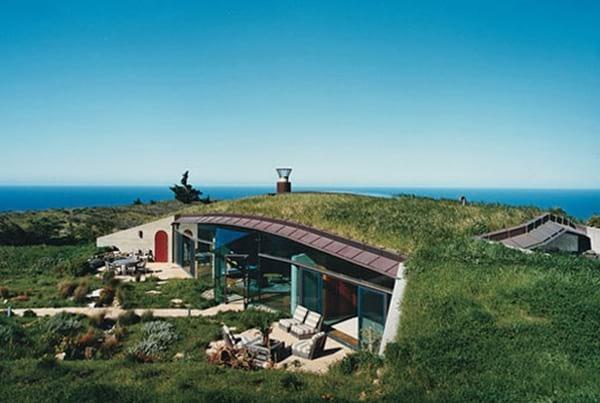 25 самых необычных  домов среди природы. Только взгляните на них...