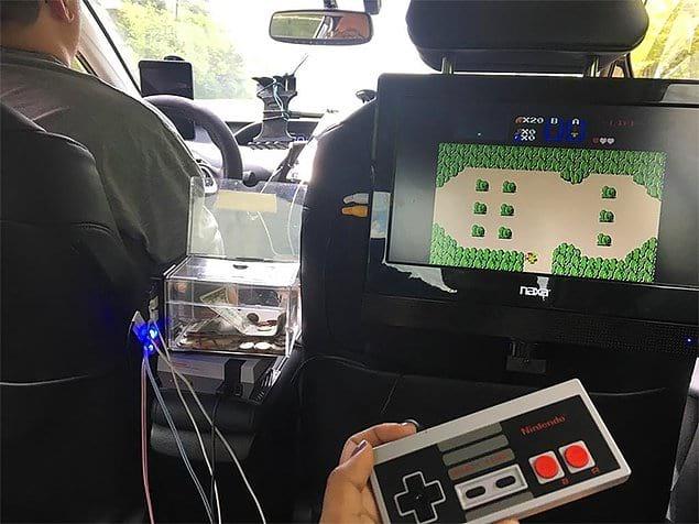 Еще один крутейший водитель Uber 💪