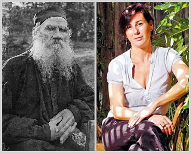 Илария Штилер-Тимор — праправнучка Льва Толстого