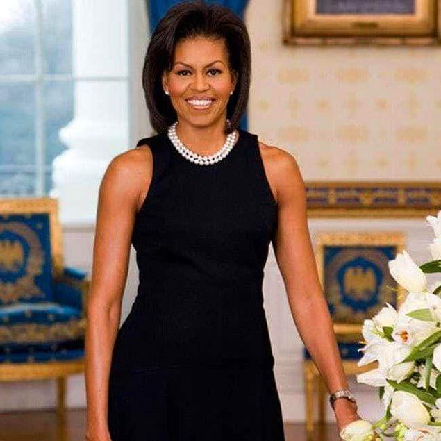 Мишель Обама - 180 см