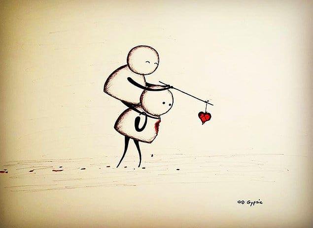 Не стоит играть с чувствами других