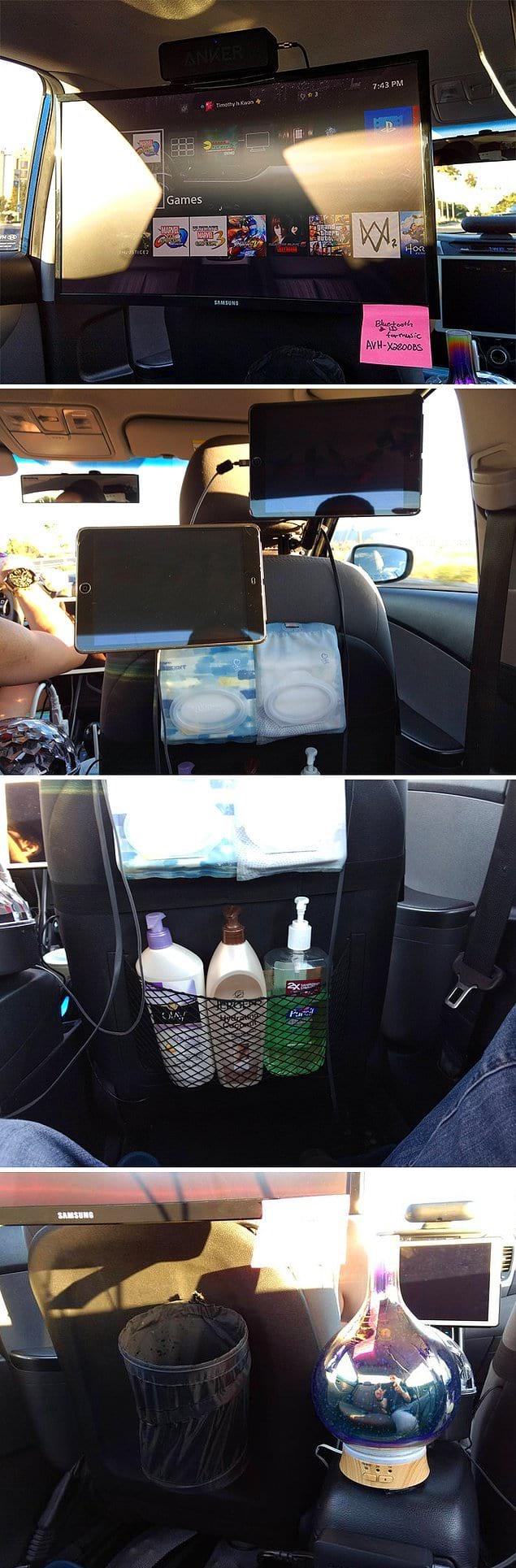 Водитель Uber: уровень «Бог»