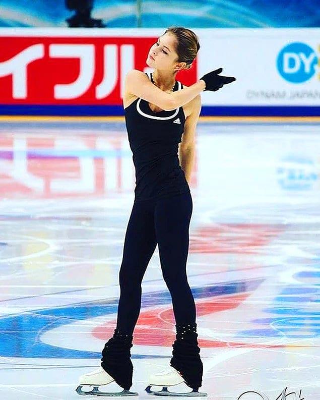Олимпийская фигуристка юлия липницкая анорексия