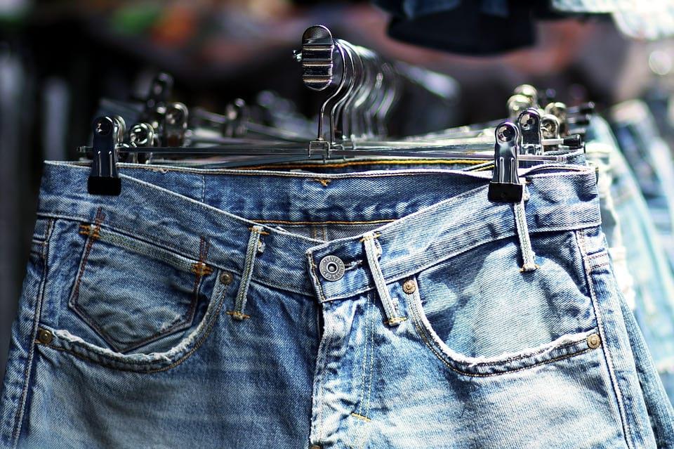 В Швеции сгорели 50 000 пар джинсов известного бренда...
