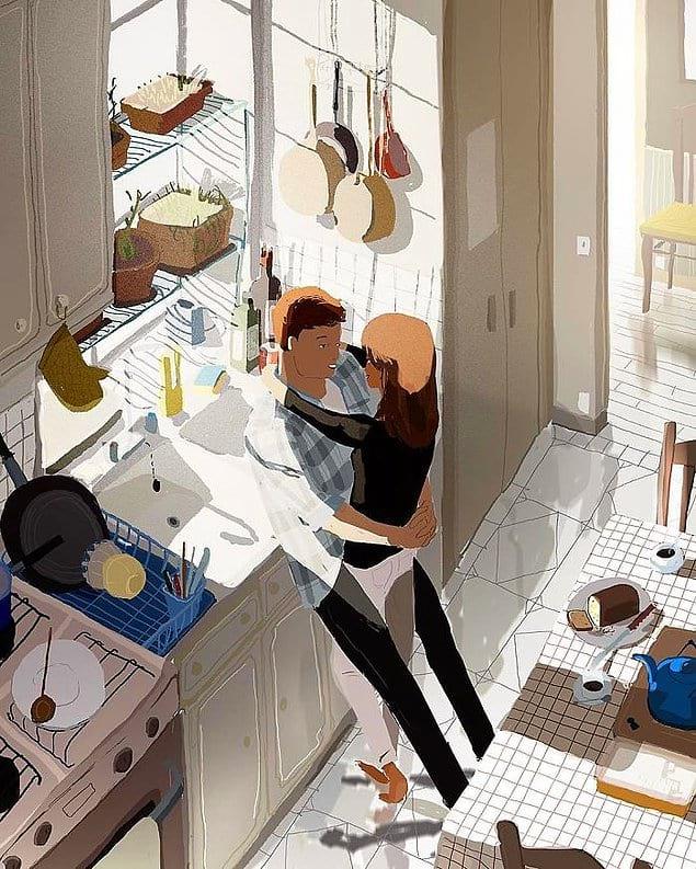 Случайные интимные моменты - самые ценные