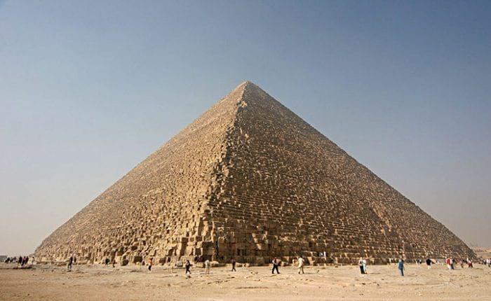 Неожиданное открытие, сделанное в пирамиде Хеопса, взбудоражило ученых
