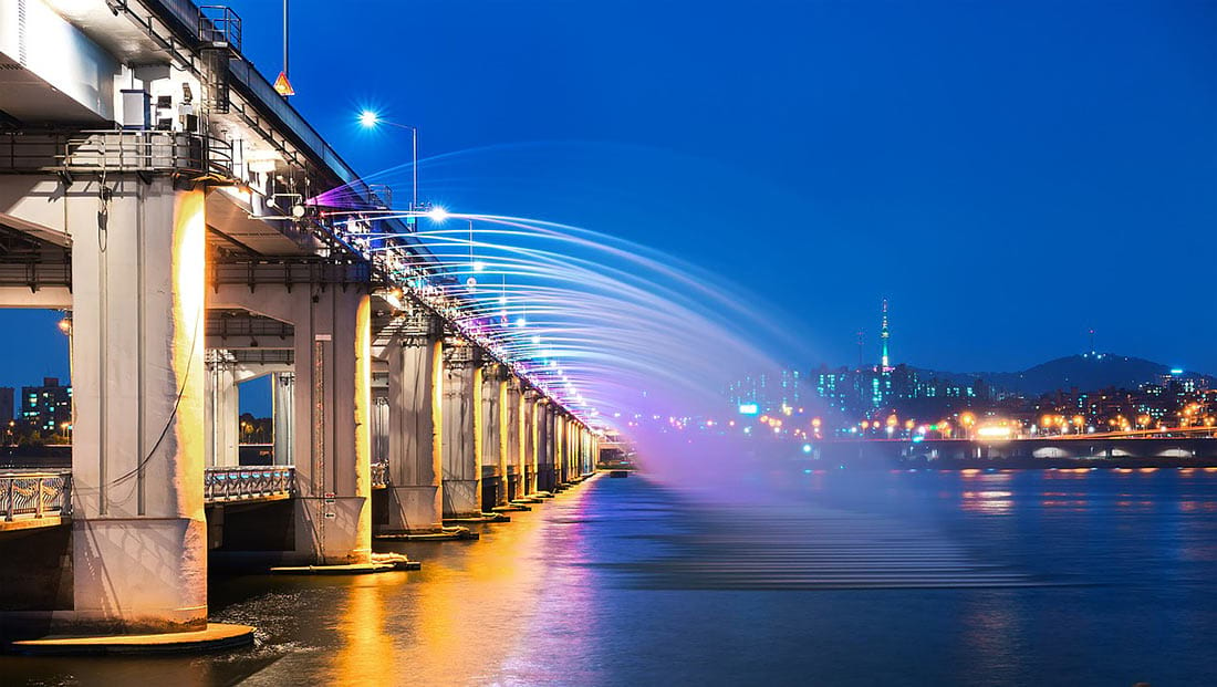 18 уникальных мостов, которые бросают вызов гравитации
