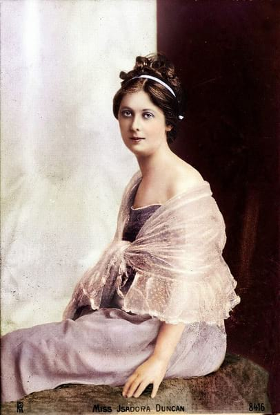 От Распутина до Высоцкого: знаменитые лица в цвете