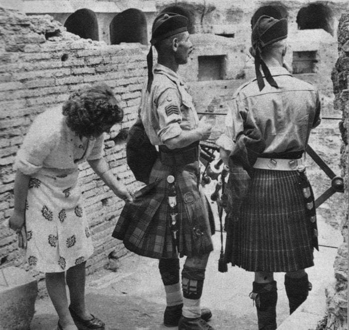 20 крутых ретро-фотографий из прошлого века, которые вы вряд ли найдёте в учебнике истории