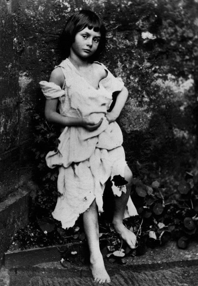 Алиса Лидделл - прототип персонажа Алисы из книги «Алиса в Стране чудес»
