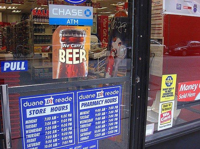Аптеки, продающие сладости, сигареты и алкоголь!