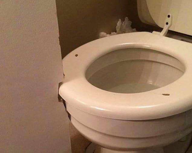 В продолжение темы удобства туалета...