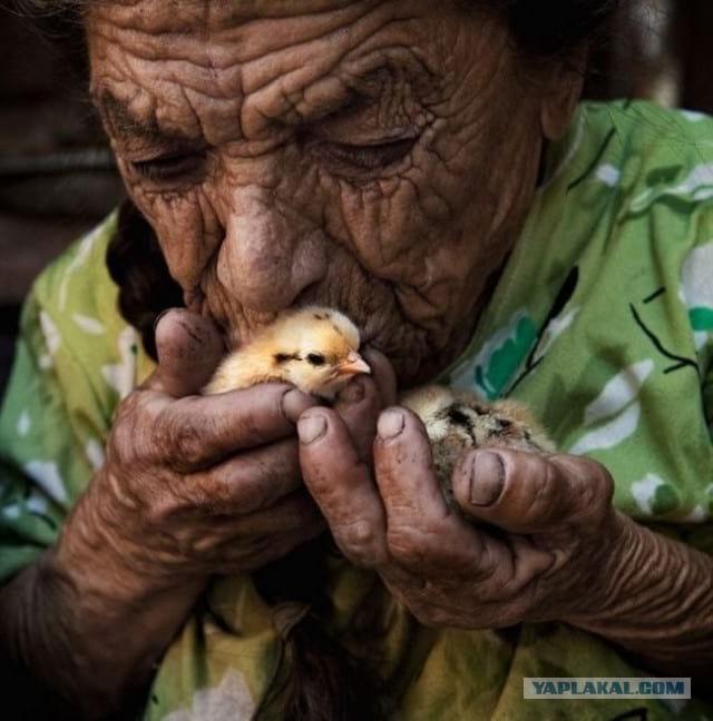 Снимки со всего мира, которые показывают, что такое Человечность