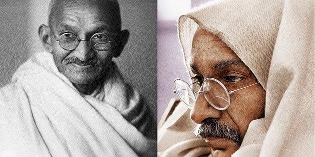 Бен Кингсли - Ганди