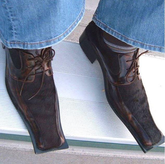 Ботиночки с начесом