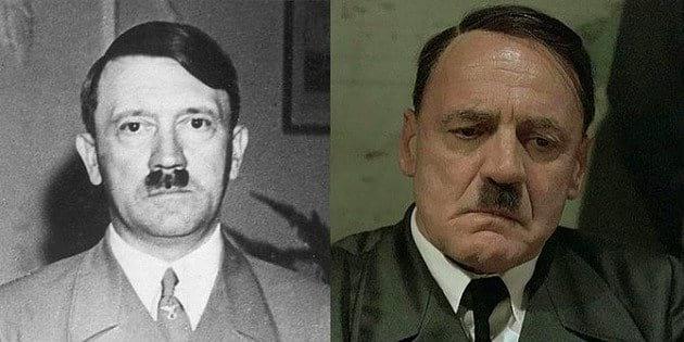 Бруно Ганц - Адольф Гитлер