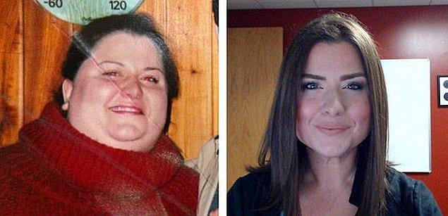 """Это тоже из серии """"и похудела, и помолодела"""""""