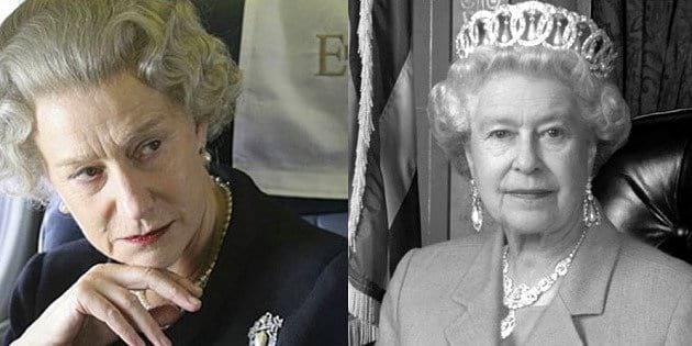 Хелен Миррен - Елизавета II