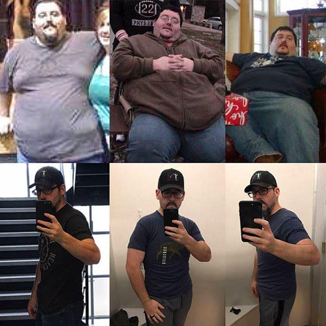 Просто посмотрите, как изменился этот парень! 😎