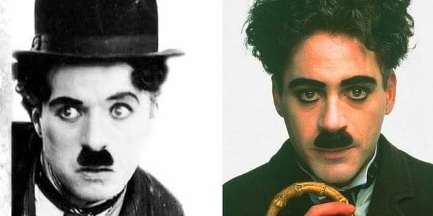 Роберт Дауни мл. - Чарли Чаплин