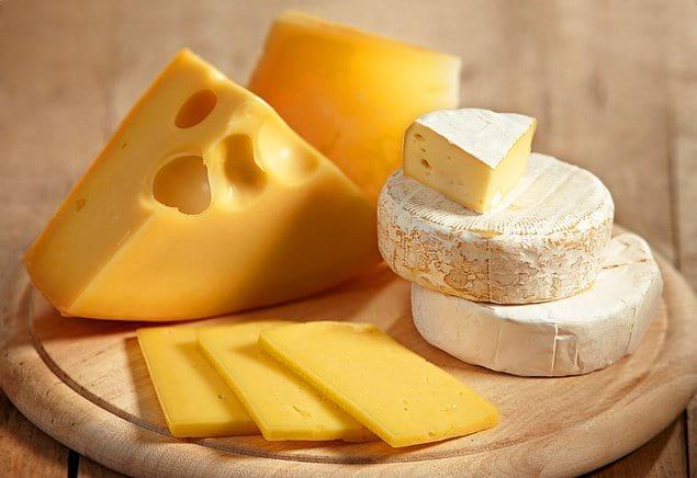 Большинство китайцев ненавидят сыр и считают его варварским.