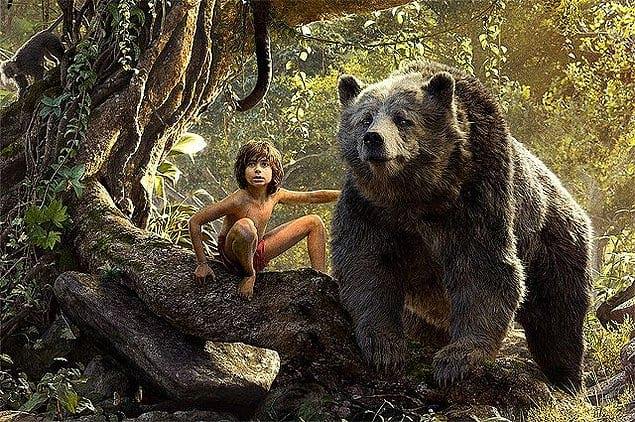 Книга джунглей (IMDb: 7.7)