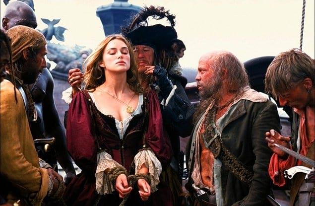 Пираты Карибского моря (IMDb: 8.1)