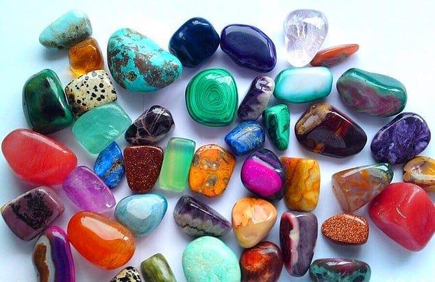 Самые аппетитные в мире леденцы? Нет, всего лишь камни...