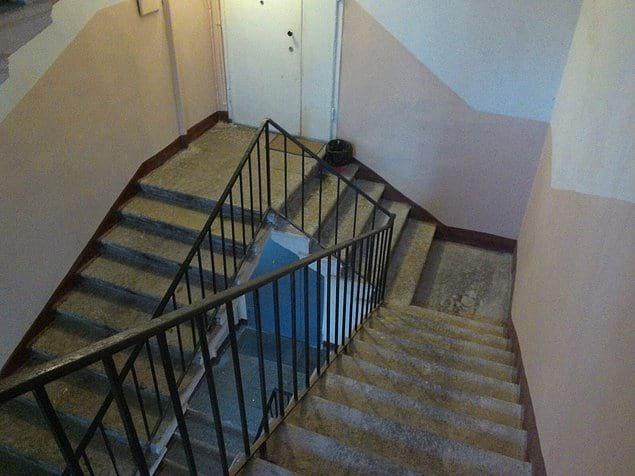 Что вы там говорили о лестницах Хогвартса?