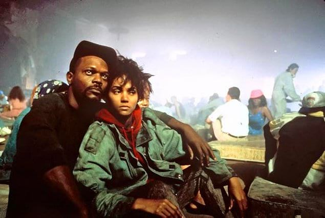 """Хэлли Берри — """"Тропическая лихорадка"""" (1991)"""