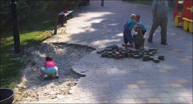 Суровые российские дети