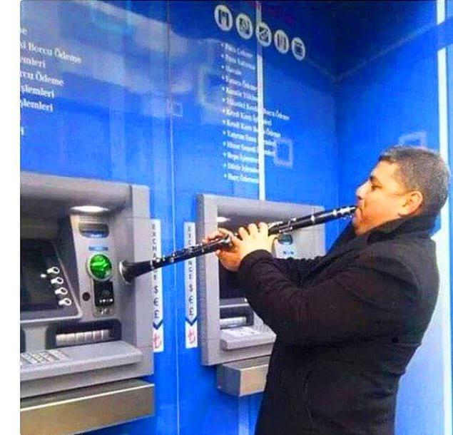 Встречайте, заклинатель банкоматов!
