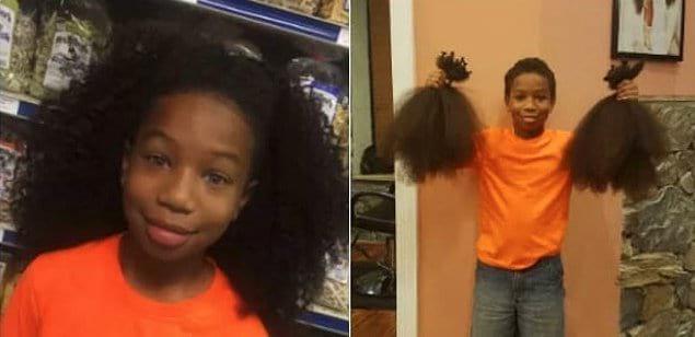 «Мой племянник 2 года растил волосы, чтобы пожертвовать их детям, борющимся с раком»
