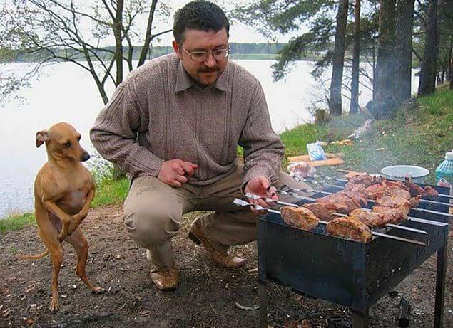 """""""О да, барбекю"""""""