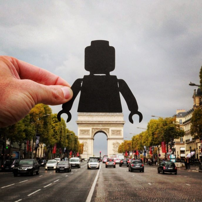 15 снимков с невероятным ракурсом, который поднимает фотографию на новый уровень