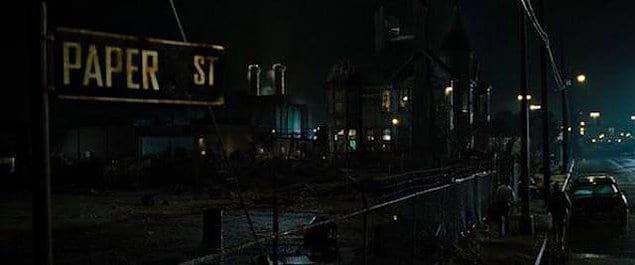 """""""Бойцовский клуб"""": Тайлер Дёрден живет на Paper Street - так называют места, обозначенные на картах, но не существующие в реальной жизни."""