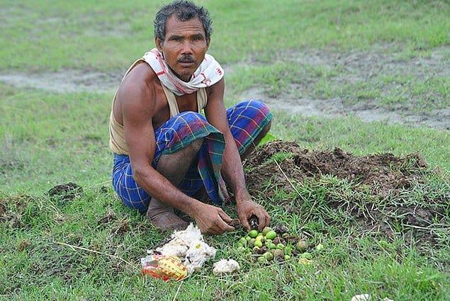 Джадав Пайенг живет на самом большом речном острове в мире - Маджули.