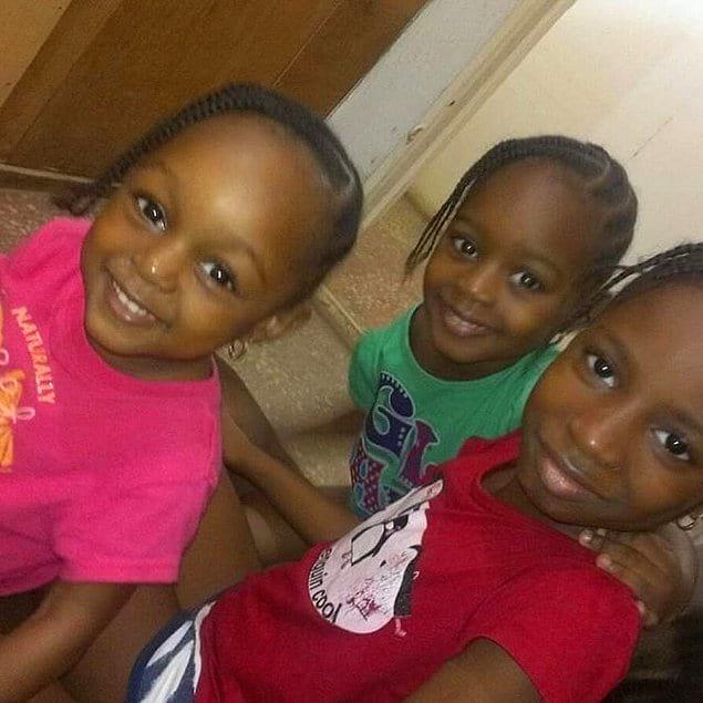 Фотограф отметила, что у девочки есть еще две сестры с красивым лицом и сильным характером.