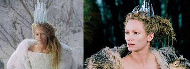 """""""Хроники Нарнии: Лев, колдунья и волшебный шкаф"""": корона Белой Колдуньи тает по мере того, как она теряет власть над Нарнией"""