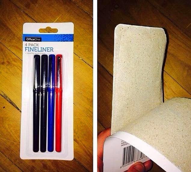 И вот так постоянно. Что не так с этими упаковками?