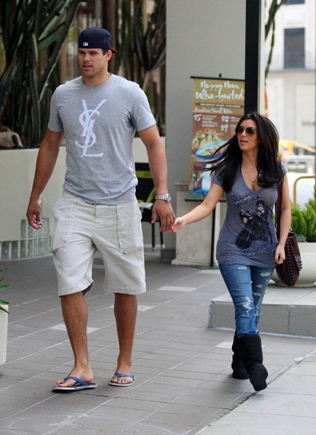 Ким Кардашьян и Крис Хамфрис (72 дня)