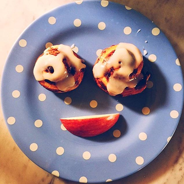 Можно ли кормить 11-летнего сына булочками с корицей?