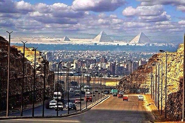 На случай, если вы забыли, насколько древен Каир